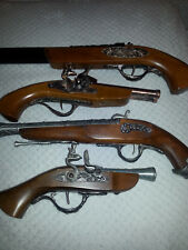 My collection Shotgun / Scaler dart Replica 1816 from the 19th century + lighter