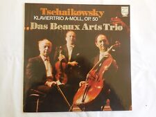 TSCHAIKOWSKY: KLAVIERTRIO A-MOLL OP. 50 - Das Beaux Arts Trio - PHILIPS STEREO