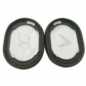 2PCS Noise Canceling Round With Buckle Ear Pads For Plantronics Voyager 8200 UC