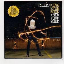 (FC307) Talen, Kingston Book + New York Book - 2009 DJ CD