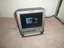 Sony LMD-9030 Color LCD Portable Video Monitor with AC Adapter Model AC-LMD9