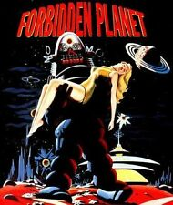 FORBIDDEN PLANET - CLASSIC MOVIE POSTER 24x36 - 5093