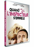 DVD : Quand l'inspecteur s'emmêle - Peters Sellers - NEUF