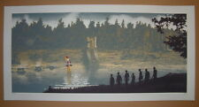 Mark Englert They All Float IT Poster Print Signed Numbered Glow in the Dark Art