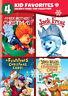Miser Brothers' Christmas / Jack Frost / Flintstones Carol / Yogi Bear's DVD NEW
