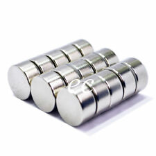 Strong Rare Earth 20mm x 10mm Neodymium 20x10 Cylinder Disc Round Magnets