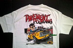 Chevrolet Camaro Rat Fink Style Tshirt America Chevy Pavement Pounding Racer
