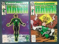 Emerald Dawn #1-6 [1989, DC] Re-telling of Hal Jordan(Green Lantern) Origin