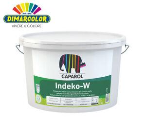 CAPAROL INDEKO-W Pittura antimuffa lavabile traspirante