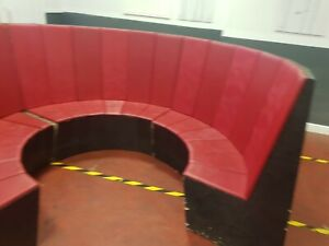 Used booth seating