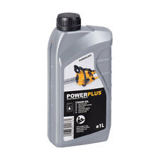 8,95 € / 1 Liter PowerPlus Kettenöl für Kettensägen ÖL Motorketten Chain Oil