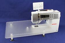 Großer Plexiglas-Anschiebetisch für BERNINA 400-er und 500-er in  60cm x 40cm