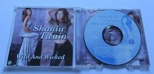 Shania Twain-Wild and Wicked-CD ALBUM -