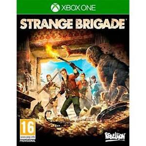 Strange Brigade XBOX ONE New and Sealed