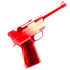 *READ DESC!!* Murder Mystery 2 MM2  Red Luger (Godly)  ROBLOX Virtual Item