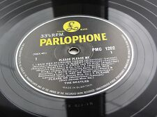 THE BEATLES  PLEASE PLEASE ME ORIG 1963 UK  MONO  NO DATE ON LABEL