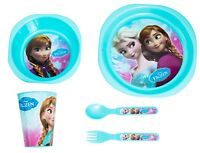 Baby Kinder Geschirr Set Teller Schale Becher Disney Eiskönigin **NEU & OVP**