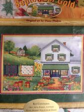 SEPTEMBER GOLD Janlynn StitchWorld counted X Stitch Kit  by Diane Phalen sealed