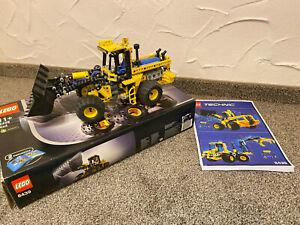Lego Technic 8439 Schaufelradbagger pneumatisch