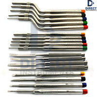 Chisels Osteotome Set Dental Instruments Sinus Lift Surgical Implant Surgery Kit