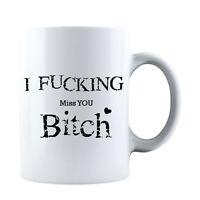 I F❤cking Miss You - Bitch Ceramic Coffee Mug Tea Cup