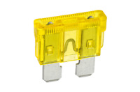 NARVA 52820BL Standard Yellow Fuse Blister Pack of 5