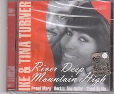 IKE & TINA TURNER - RIVER DEEP MOUNTAIN HIGH - CD (NUOVO SIGILLATO)