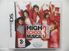Import UK: jeu DISNEY HIGH SCHOOL MUSICAL 3 nos années lycée pour nintendo DS