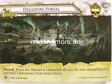 Warhammer Invasion - 1x Dreadfire Portal  #054 - Cataclysm
