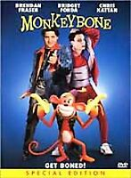 Sealed! MONKEYBONE Special Edition DVD 2001 Henry Selick Live Action Animation