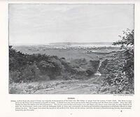 1897 Vittoriano Stampa ~ Durban Porta Natal ~ Boers Forti ( Testo