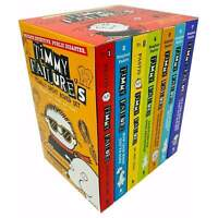 Timmy Failures Finally Great Boxed Set 7 Books Collection Series (Volume 1-7)