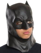 BATMAN SUPERMAN V Maschera, Bambini Batman Dawn FULL FACE MASK, età 6+