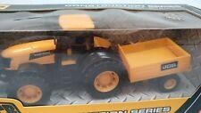 JCB Construction Toy Vehicle Backhoe Loader Tractor Digger Excavator Toy 18cm
