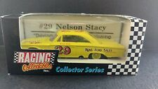 Racing Collectibles Nelson Stacy #29  Ron,s Ford Sales Nascar 1/64 Diecast Car