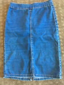 Supre Denim Skirt. Size 12.