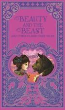 Beauty & The Beast and Other Classic Fairy Tales New Leather Bound(Leatherbound)