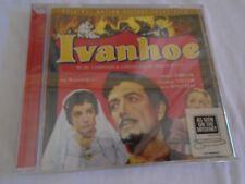 Ivanhoe - CD - Limited Edition Soundtrack - ** NEW SEALED** RHINO