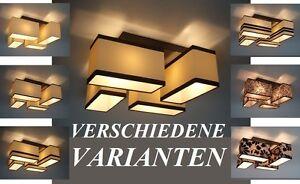 440 Schwarz DESIGN DECKENLEUCHTE DECKENLAMPE LAMPE LEUCHTE LED MÖGLICH