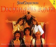 """DSCHINGHIS KHAN """"STAR COLLECTION-BEST OF"""" 2 CD NEW!"""