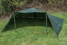 Military Army Basha Green Waterproof Sleeping Shelter Tarp Sheet Tent Camping