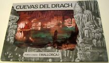 Spain Mallorca Porto Cristo Cuevas Del Drach Set 10 Postcards - unposted