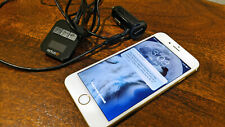 MINT Apple iPhone 6 Gold/ White Factory Unlocked 16GB Verizon w iSimple FM Trans