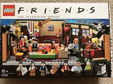 LEGO Ideas: Central Perk (21319) Friends TV Show CAFE SET ONLY NO MINIFIGURES