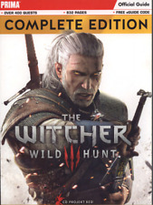 The Witcher 3: Wild Hunt: Prima Official Game Guide(Digitale)