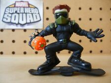 Marvel Super Hero Squad NEW GOBLIN on Glider Harry Osborn from Spider-Man Wave 1