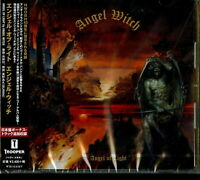 ANGEL WITCH-ANGEL OF LIGHT-JAPAN CD BONUS TRACK F30