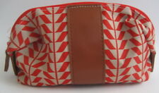 Air France Business Class Flight Amenity Kit - Red/Orange Color