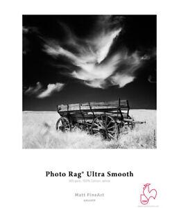Hahnemuhle Photo Rag Ultra Smooth 305gsm