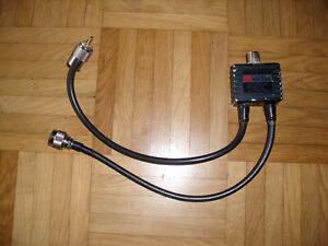 2m 70cm Duplexer MX72N von Diamond Antenna, Antennenweiche, UHF/VHF